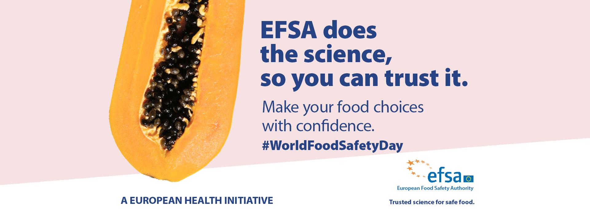 Кампания на EFSA - EUChooseSafeFood