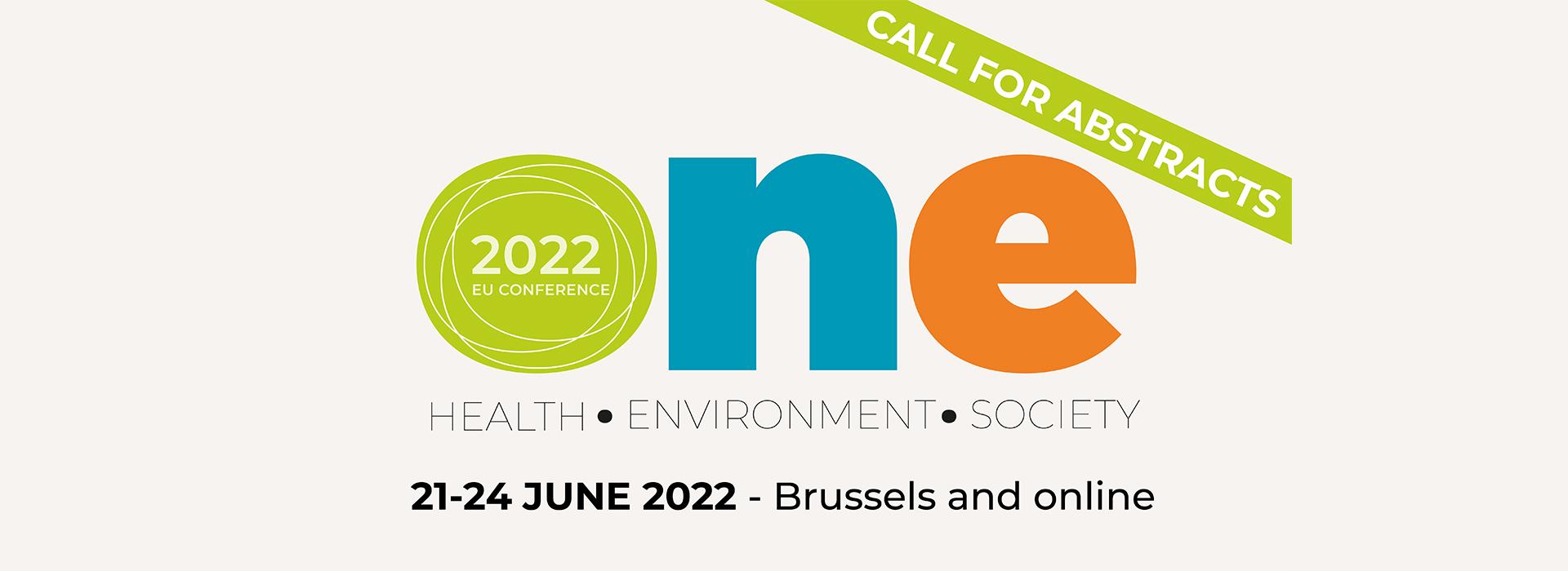 Предстояща конференция ONE – Health, Environment, Society – Conference 2022